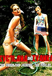 Svetlana and Ivanka Poster