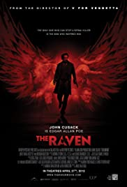 The Raven (2012) Poster - Movie Forum, Cast, Reviews