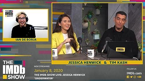 The IMDb Show LIVE: Jessica Henwick