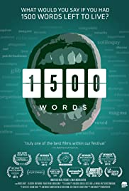 1500 Words Poster