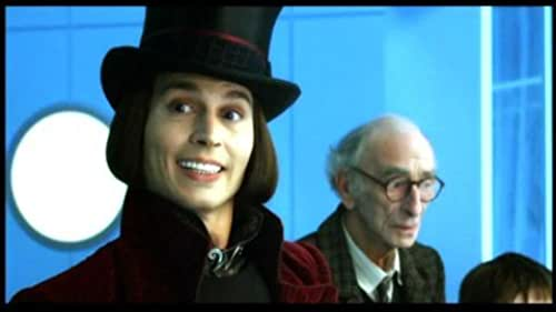 Trailer 2 for Charlie and the Chocolate Factory