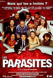Les parasites Poster