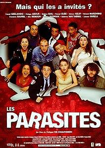 Les parasites Olivier Van Hoofstadt