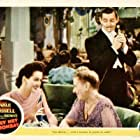 Clark Gable, Jessie Ralph, and Rosalind Russell in They Met in Bombay (1941)