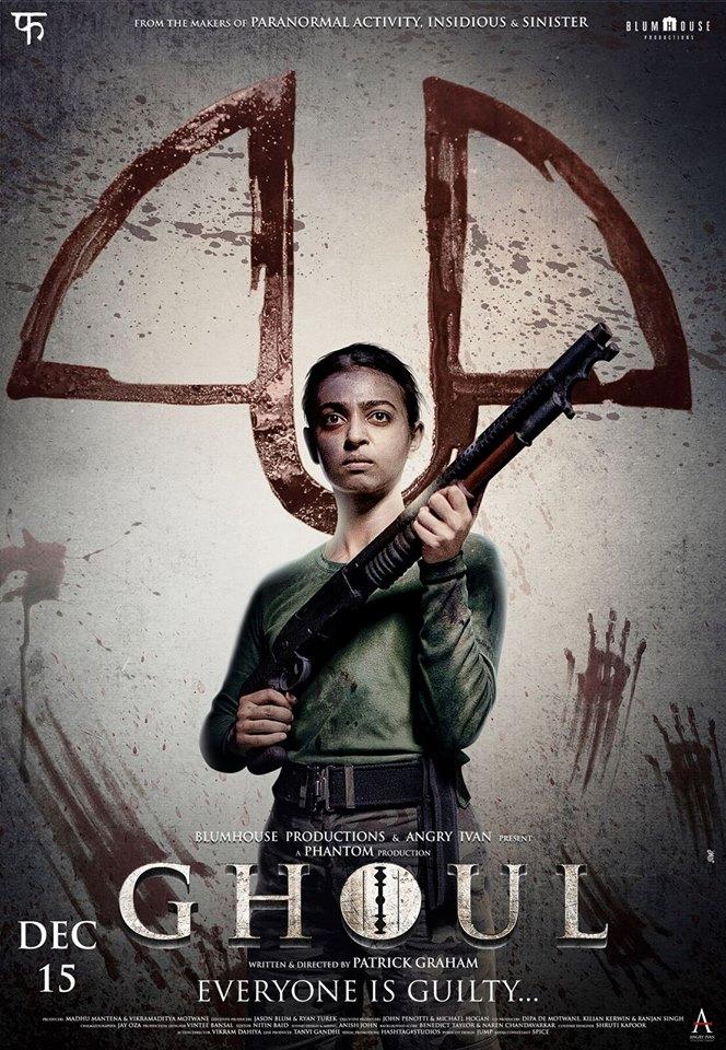Ghoul (2018) Hindi Season 1 Complete 720p NF HDRip