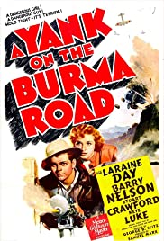 A Yank on the Burma Road Poster