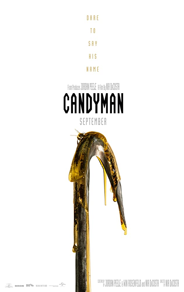 Tony Todd in new Candyman Trailer!