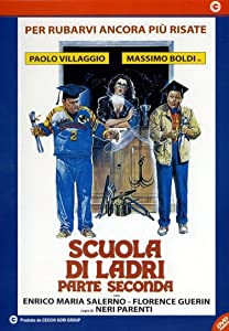 HD movie downloads for free Scuola di ladri - Parte seconda by Neri Parenti [[movie]