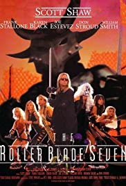 The Roller Blade Seven (1991) Poster - Movie Forum, Cast, Reviews