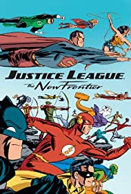 Justice League: The New Frontier (2008) Poster - Movie Forum, Cast, Reviews