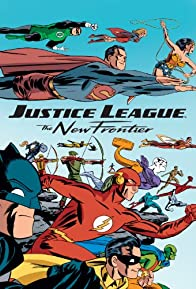 Primary photo for Justice League: The New Frontier