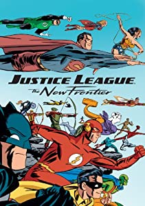 Movie downloads mp4 free Justice League: The New Frontier [mts]