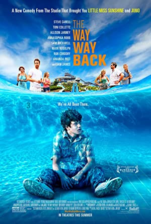 The Way Way Back (2013) (With Subtitle)  BluRay | 480p | 720p