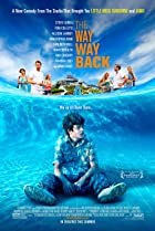 The Way Way Back (2013) Poster
