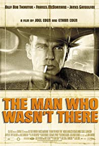Primary photo for Making 'the Man Who Wasn't There'