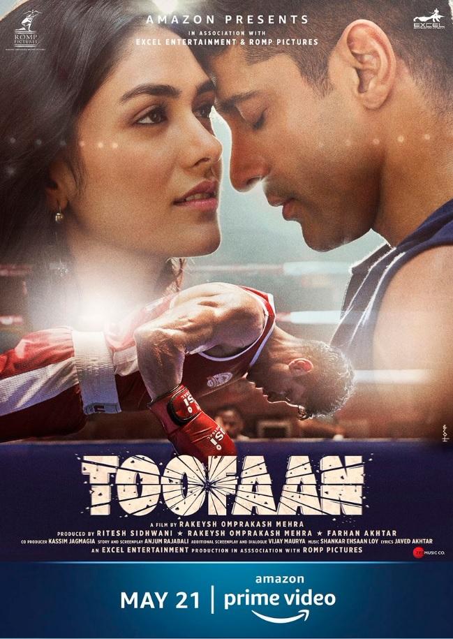 Toofaan (2021) Hindi