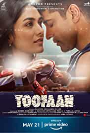 Toofaan (2021) HDRip hindi Full Movie Watch Online Free MovieRulz