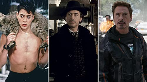 Birthday Spotlight: The Evolution of Robert Downey Jr. gallery
