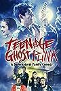 Marc Muszynski, Brian Wohl, Jack Cramer, Keith Habersberger, Grace Madigan, and Courtney Blomquist in Teenage Ghost Punk (2014)