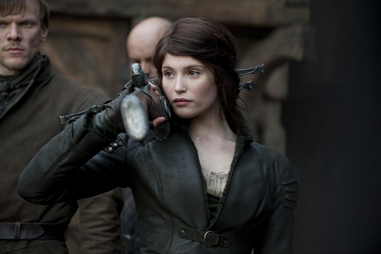 Gemma Arterton in Hansel & Gretel: Witch Hunters (2013)