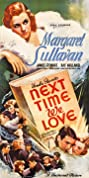 Next Time We Love (1936) Poster