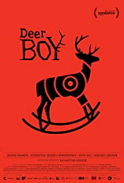 Deer Boy Poster