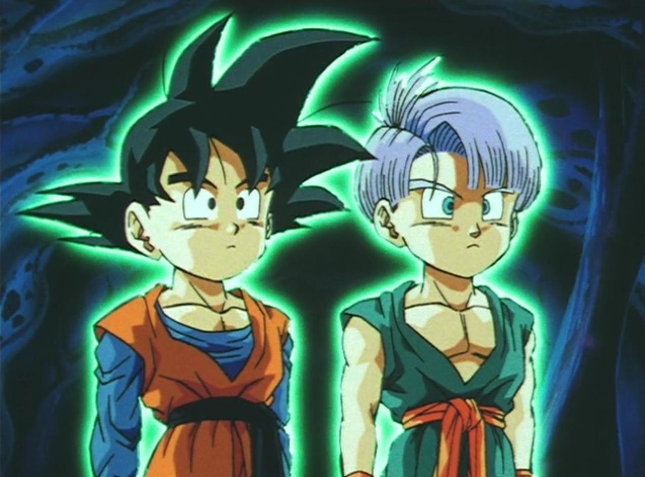 """Dragon Ball Z"""" Mind Trap (TV Episode 2002) - dragon ball z filler"""