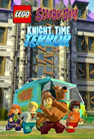 Matthew Lillard, Grey Griffin, Frank Welker, and Kate Micucci in Lego Scooby-Doo! Knight Time Terror (2015)