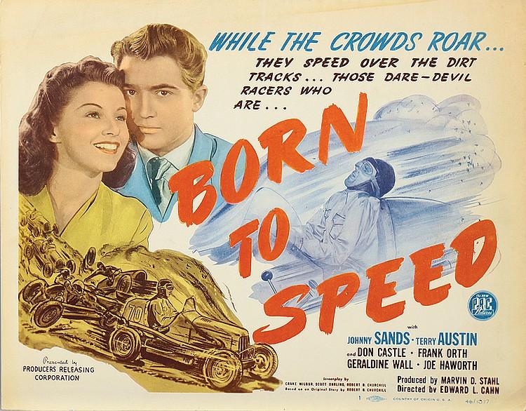 Born to Speed (1947)