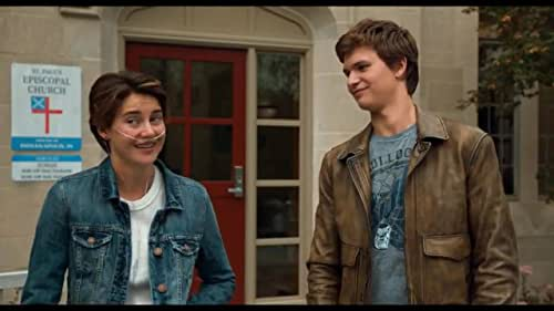Hazel and Gus are two teenagers who share an acerbic wit, a disdain for the conventional, and a love that sweeps them on a journey. Their relationship is all the more miraculous given that Hazel's other constant companion is an oxygen tank, Gus jokes about his prosthetic leg, and they met and fell in love at a cancer support group.