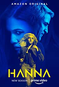 Dermot Mulroney, Mireille Enos, and Esme Creed-Miles in Hanna (2019)