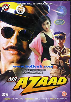 Anees Bazmee (additional dialogue) Mr. Azaad Movie