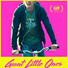 Kyle MacLachlan, Josh Wiggins, and Taylor Hickson in Giant Little Ones (2018)