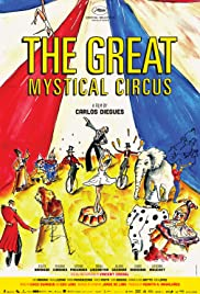 The Great Mystical Circus Poster