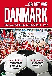 ...Og det var Danmark Poster