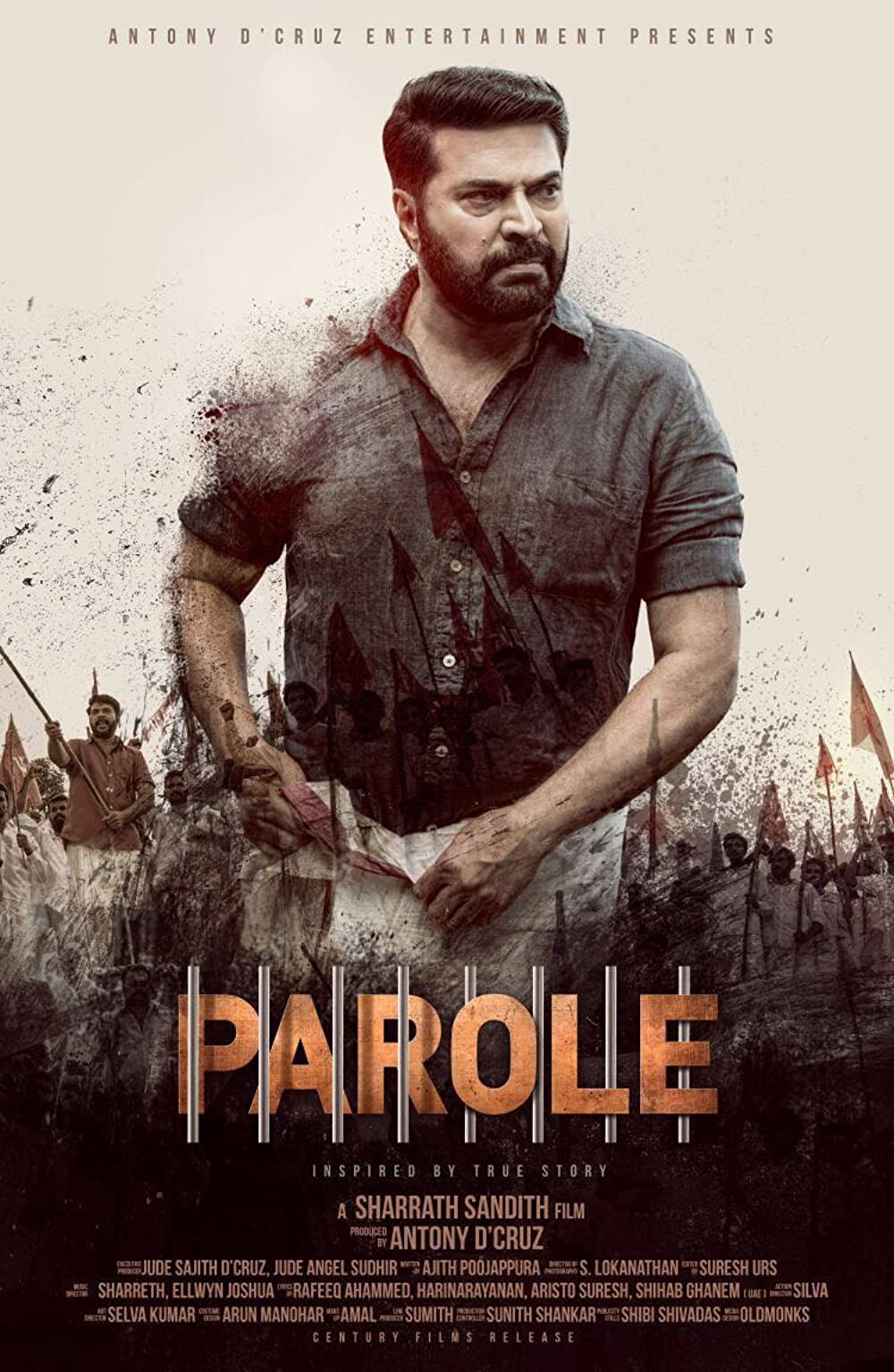 Parol (Parole) 2021 Hindi Dubbed 400MB HDRip 480p x264