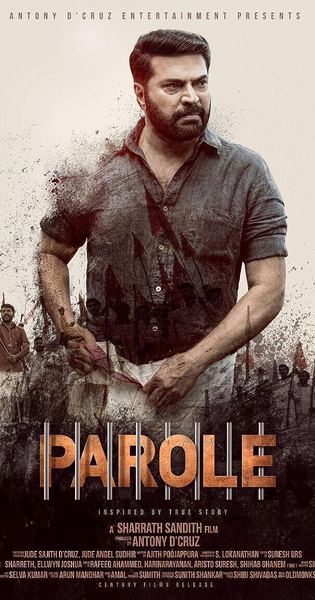 Parole (2018) UNCUT WEB-DL Dual Audio [Hindi-Malayalam] x264