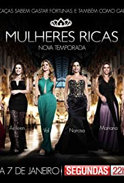 Mulheres Ricas Poster
