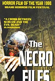 The Necro Files Poster