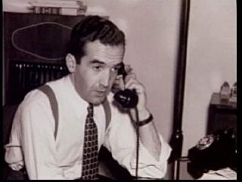 Biography: Edward R. Murrow: Voice of America
