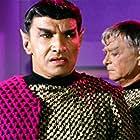 Mark Lenard and John Warburton in Star Trek (1966)