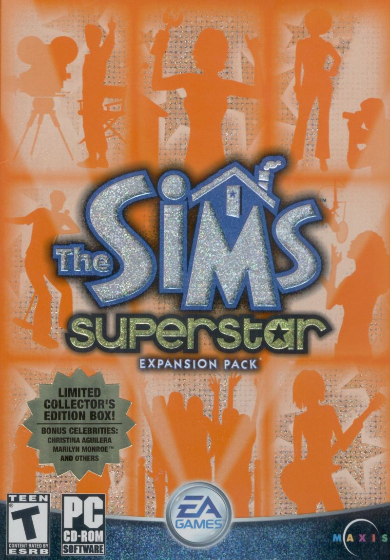 The Sims: Superstar (Video Game 2003) - IMDb
