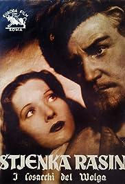 Stjenka Rasin Poster