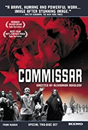 The Commissar(1967) Poster - Movie Forum, Cast, Reviews