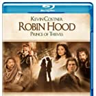 Kevin Costner, Morgan Freeman, Christian Slater, Alan Rickman, and Mary Elizabeth Mastrantonio in Robin Hood: Prince of Thieves (1991)
