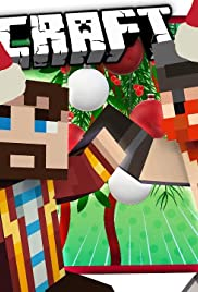 A Minecraft Christmas Disaster Poster
