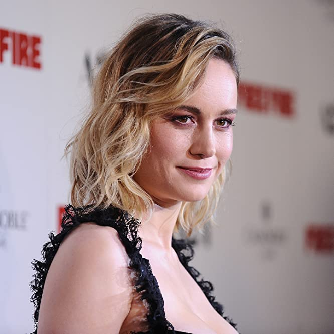 Brie Larson at an event for Free Fire (2016)