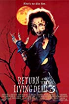 Return of the Living Dead III (1993) Poster