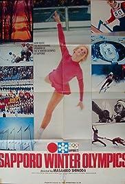 Sapporo Winter Olympics Poster