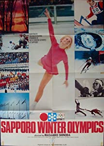 Watching itunes movies Sapporo Orinpikku by Bud Greenspan [mts]